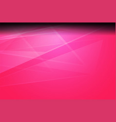 pink template background vector image