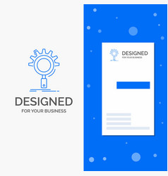 business logo for seo search optimization process vector image