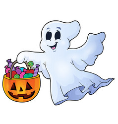 Ghost topic image 8 vector