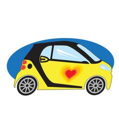 Smart love vector