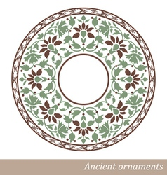 Vintage Old Ornament vector image