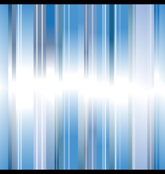 Abstract blue stripes background vector
