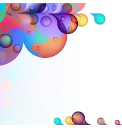 Abstract colored background EPS10 vector image