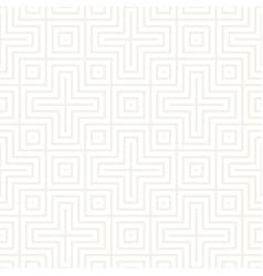 seamless lattice pattern modern stylish subtle vector image