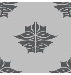 Seamless pattern ornamental background vector