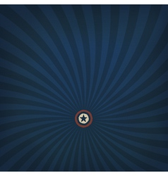 abstract american themed background vector image vector image