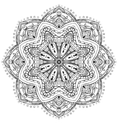 Doodle-23 vector image vector image