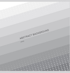 abstract stripes geometric gray and white vector image