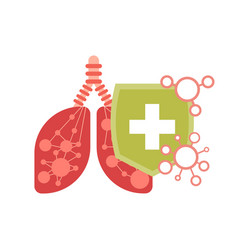 Epidemic mers-cov floating influenza human lungs vector