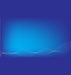 Light blue wave abstract background abstract blue vector