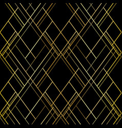 seamless pattern luxury cross lines background vector image vector image
