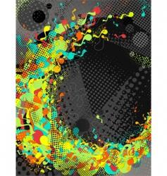 urban sound vector image