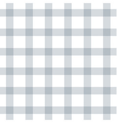 checkered seamless texture vector image vector image