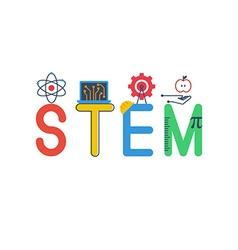 STEM vector