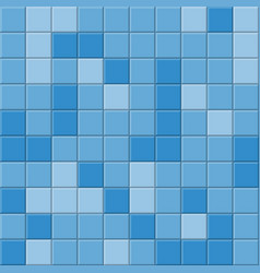 bathroom tile background vector image