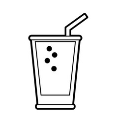 drink vector image