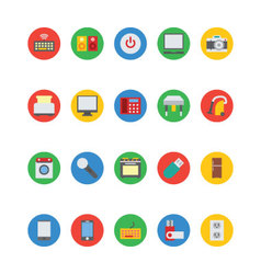 Electronics Icons 2 vector