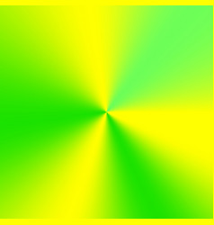 yellow-green conical gradient vector image