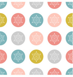 Christmas seamless pattern background simple flat vector