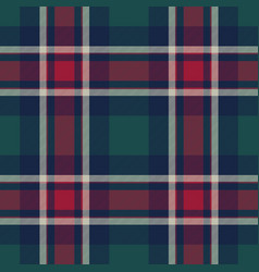 Check plaid diagonal fabric texture seamless vector