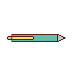 graphic design pen ink write tool vector image