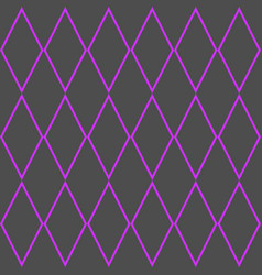 tile pattern with quilted background vector image