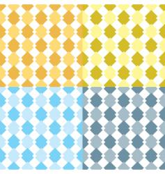 diamonds r four ever multi vector image vector image
