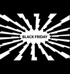 Abstract - black friday sale - background vector