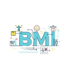 BMI Body Mass Index word vector