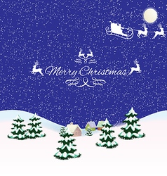 Christmas picture vector
