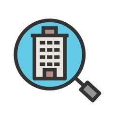 Find Hotel vector