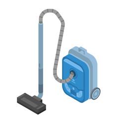 Vacuum cleaner icon isometric style vector