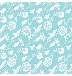 Blue flowers 6 380 vector