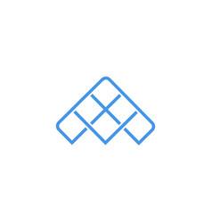 Logo a vector