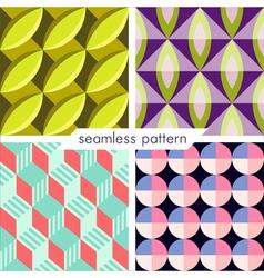 seamless pattern set5 vector image