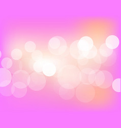 abstract bokeh background festive defocused vector image