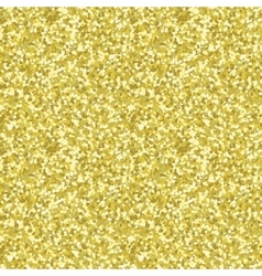 Gold glitter texture Golden background vector