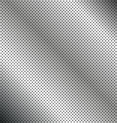 Silver metallic texture vector image vector image