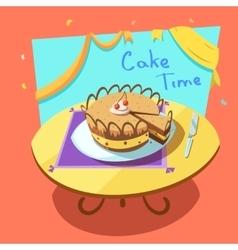 Bakery cartoon vector
