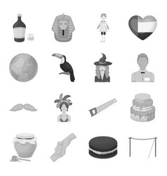 Rope alcohol world and other web icon in vector