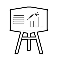 stats vector image