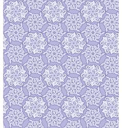 decorative snowflakes vector image
