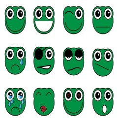 Floe-Design-Frog vector