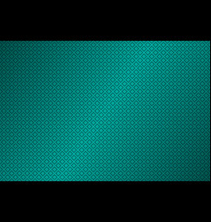 green abstract background with outline of squares vector image