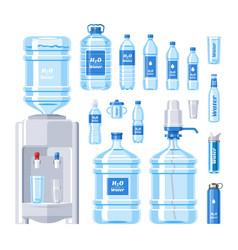 Water bottle water drink liquid aqua vector