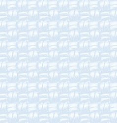 Blue canvas texture vector image