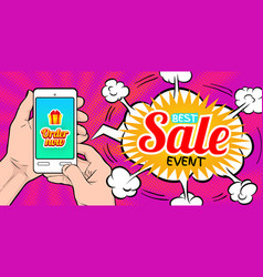 Best sale event vector