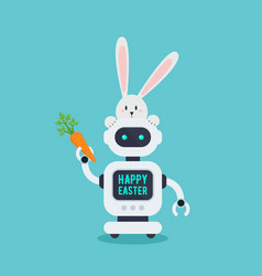 chatbot in vector image