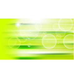 Digital green abstract empty background vector