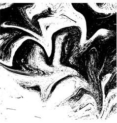 grunge liquid texture vector image